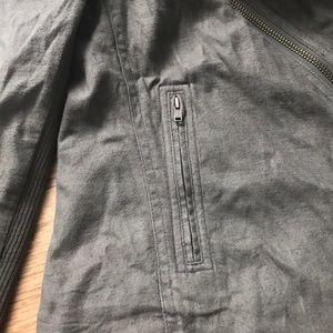 All Saints Jackets & Coats - All Saint Dresden Cotton Jacket gray sz US8